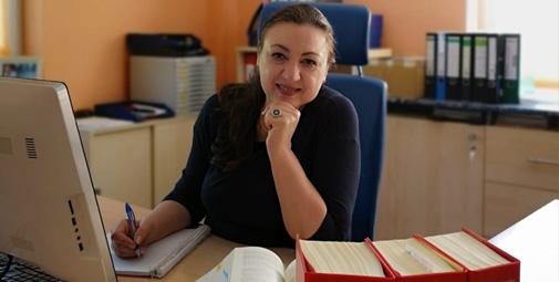 Tatjana Volkova Header